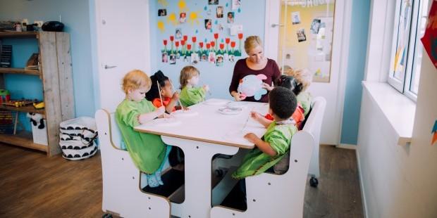 Groepen bij Kinderdagverblijf Njoy