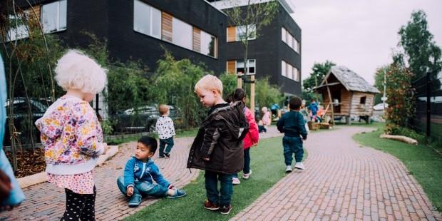 Ontwikkelen bij kinderdagverblijf Njoy