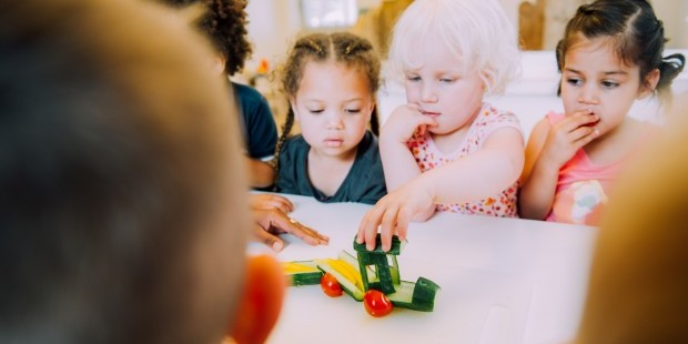 Gezondevoeding bij kinderdagverblijf Njoy
